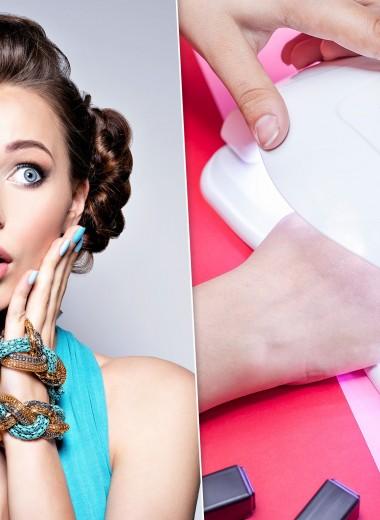 Желтые ногти, рак кожи и еще 5 мифов о вреде геля-лака развенчивает эксперт