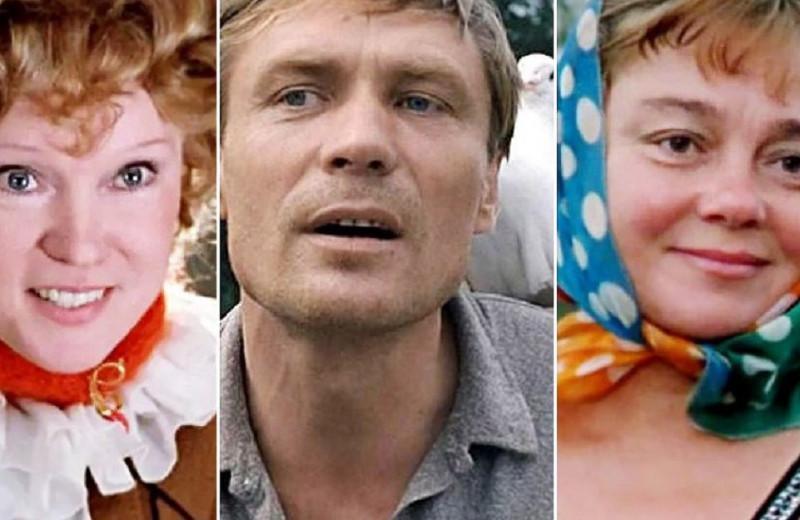 Личные страсти звезд культового фильма «Любовь и голуби»: жены, мужья и дети