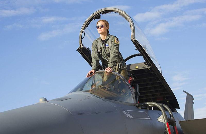 «Капитан Марвел» – феминистическая передышка в ожидании финала «Мстителей»