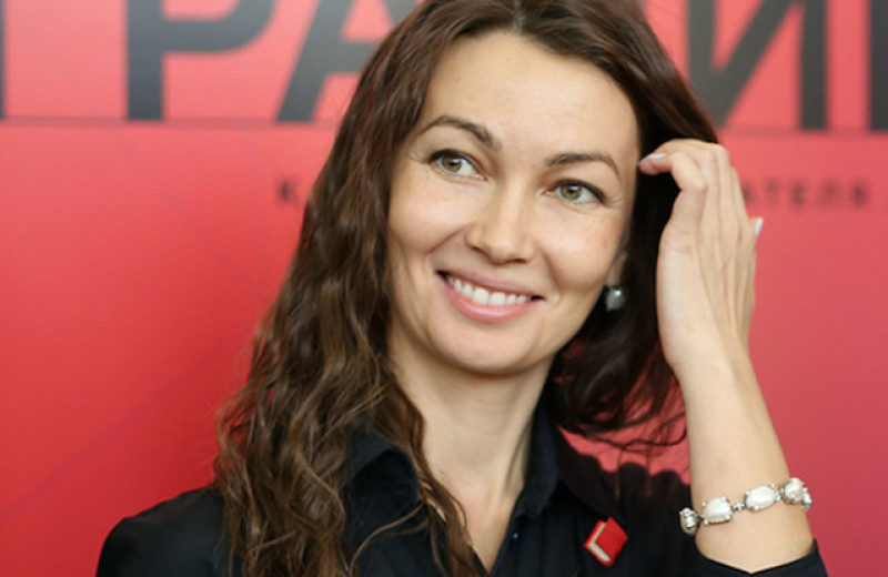 Глава Роскультцентра Марина Абрамова об экономике будущего и о том, как привить ее в России