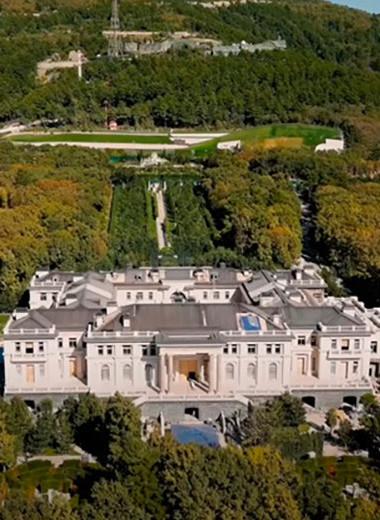 Дворцовые тайны. Кому достанутся хоромы в Геленджике после Путина