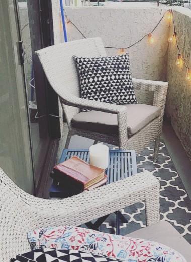 Соседи обзавидуются: как легко благоустроить балкон во время карантина