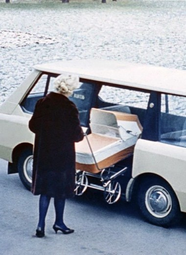 Гениальное советское такси, которое не оценили