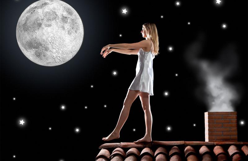 5 жутких вещей, которые лунатики могут делать во сне
