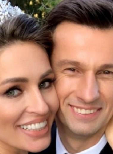 Жена Сергея Семака расплакалась на второй свадьбе с отцом своих детей в Италии