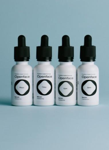 Российский стартап Openface научил алгоритм определять проблемы кожи и запустил производство индивидуальной косметики