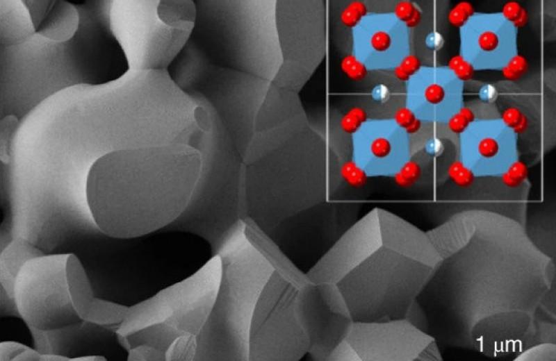 Перовскиты продлили жизнь платиновым частицам в автомобильных катализаторах
