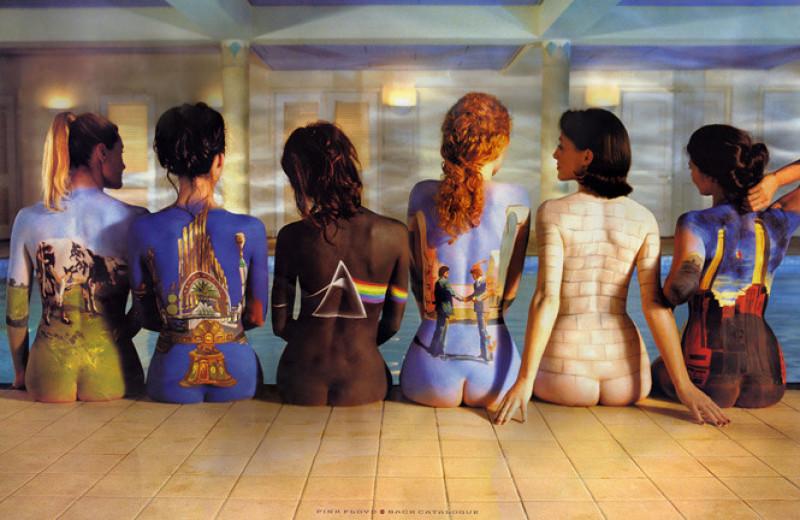 Чего бы такого послушать, если ты любишь Pink Floyd