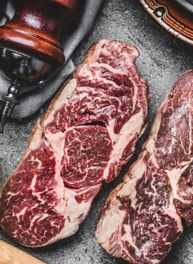 In fermentum veritas: как наука делает говядину мягкой