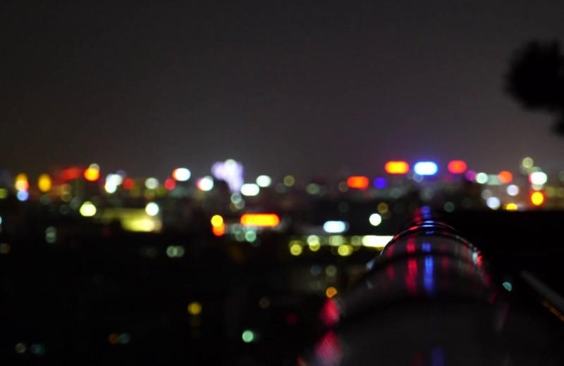 В томском небе обнаружили световую карту города