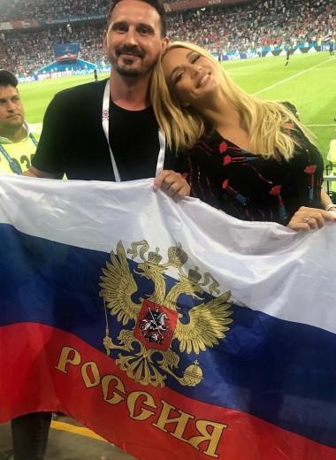 Российские звезды поддержали футболистов после проигрыша команде Хорватии