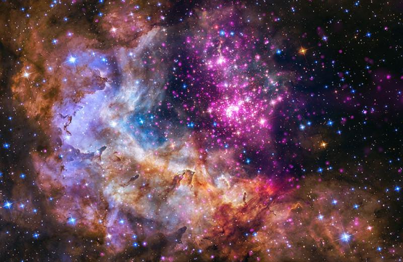 Музыка космоса: новая аудиоподборка от NASA