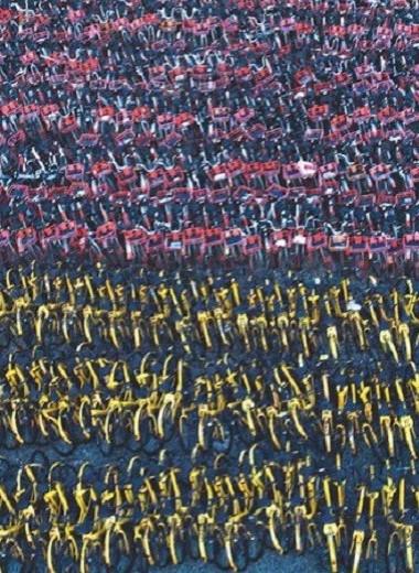 «Быстрее, чем метро, дешевле, чем такси»: как велосипеды к 2018 году завоевали мир