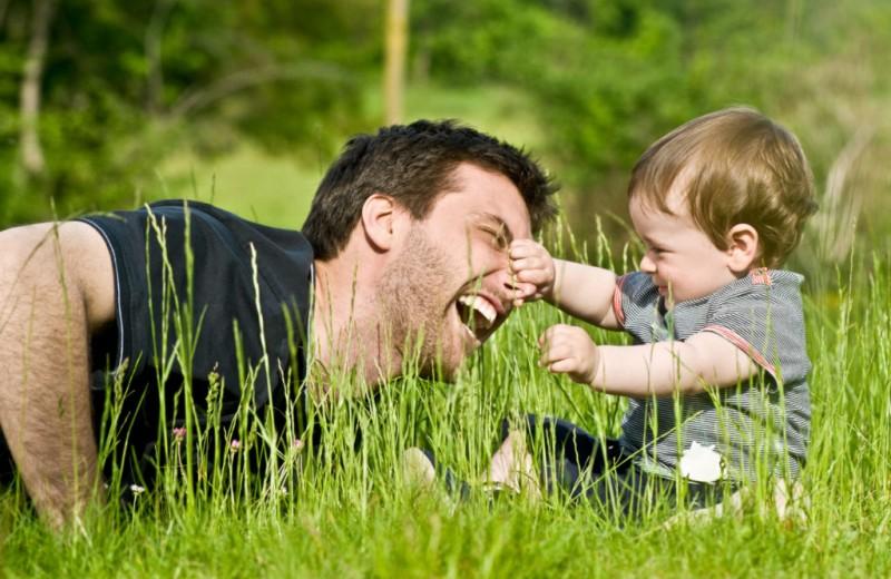 6 способов привлечь отца к воспитанию ребенка