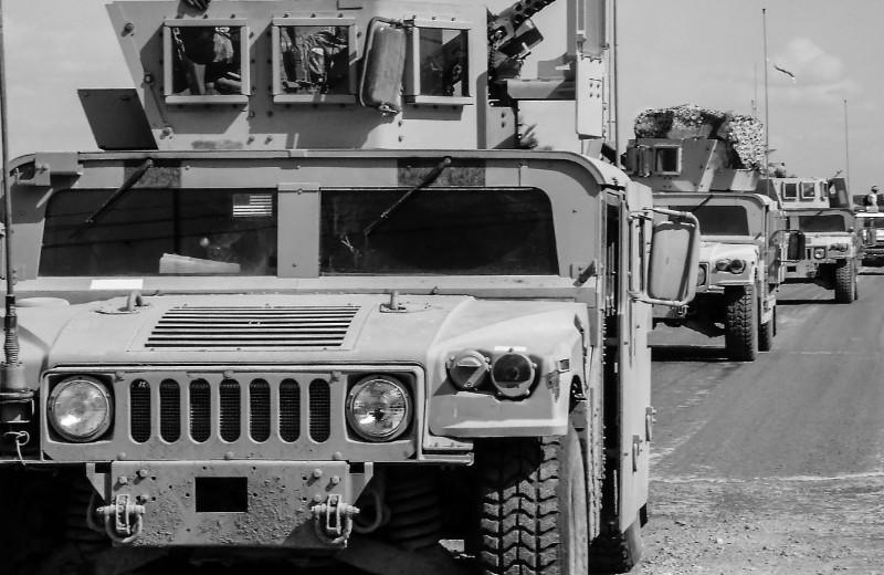 Hummer: только самые интересные факты о крутом военном джипе
