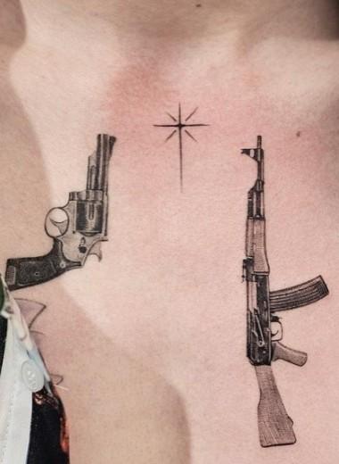 7 лучших тату-мастеров, которые специализируются на минимализме