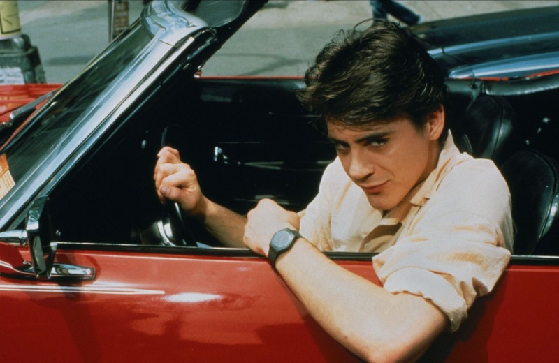 Коллекция автомобилей Роберта Дауни-младшего