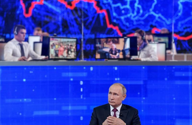 «Премодерация была». Как Гоблин, основатели LavkaLavka, MDK и Promobot попали на прямую линию с Путиным