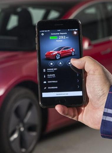 Нет интернета — нет машины: выводы из сбоя онлайн-сервисов Tesla