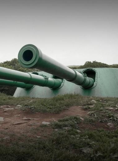 Пушки острова Русский: как русская батарея наводила страх на японцев