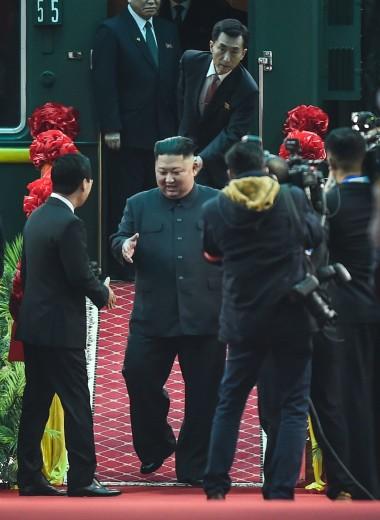 Бронепоезд диктатора: как устроен состав Ким Чен Ына