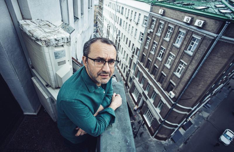 Андрей Звягинцев — о стрессе в кино и спасении в литературе