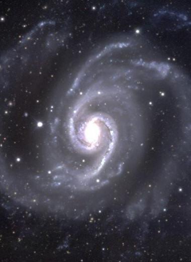 На карту звездного неба нанесли почти 700 миллионов объектов