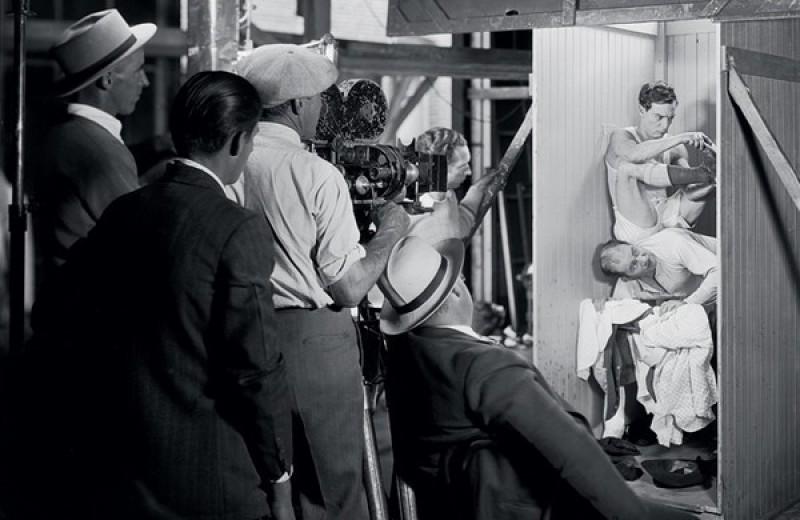 Без права на улыбку: Бастер Китон — единственный человек, которого боялся Чаплин