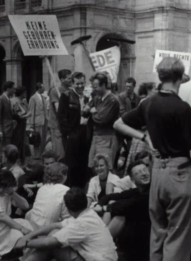6 самых смачных забастовок в истории