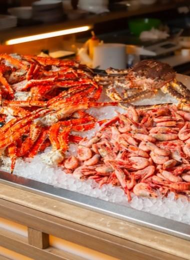 Рыбный четверг: где найти свежие морепродукты в Москве
