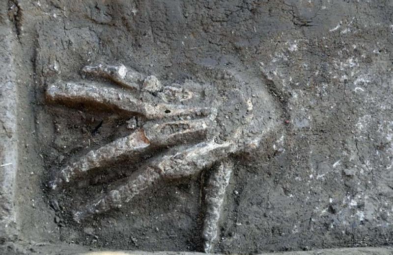 Четыре устрашающие находки археологов
