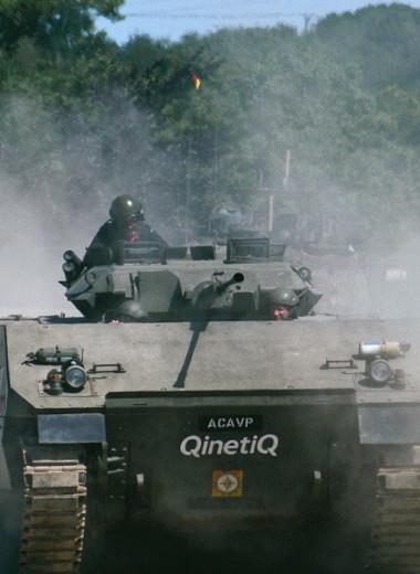 «Пластиковый танк»— порождение британской военной мысли. Как его строили и что с ним стало