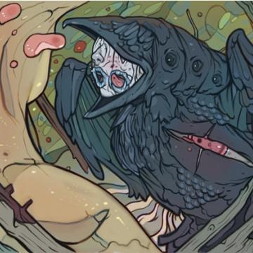 Некроманты из Простоквашино: 16 совершенно жутких героев русских сказок