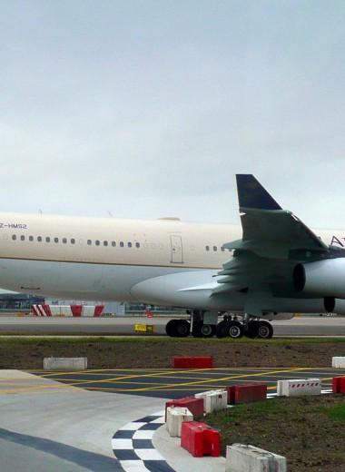 Дальнобойщик: первый и единственный Airbus A340-8000