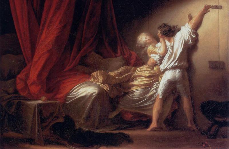 Удивительные сексуальные нравы Галантного века во Франции
