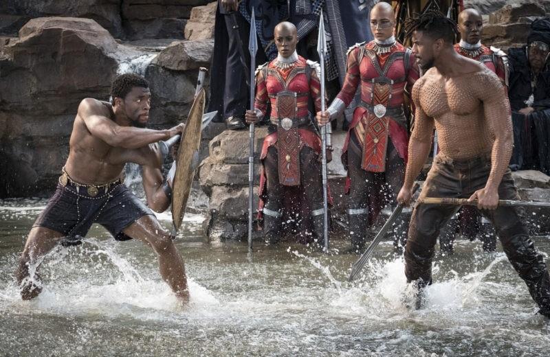 Почему фильм «Черная пантера» номинирован на «Оскара»?
