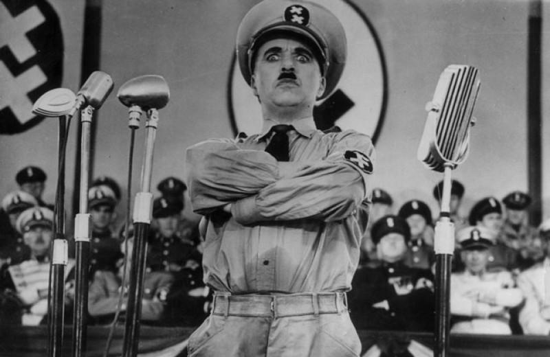 80 лет фильму «Великий диктатор»