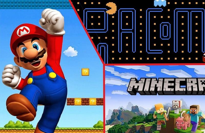 Покемоны, Марио и Pac-Man: 13 самых продаваемых игр в истории