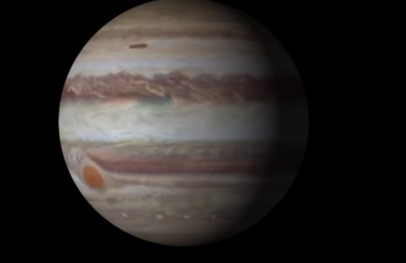 Открыты 12 новых спутников Юпитера. Один из них вращается по очень странной орбите