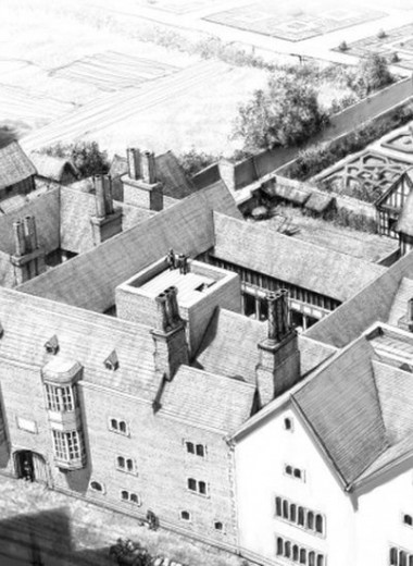 Роскошный особняк с 58 комнатами: как жил главный министр Англии XVI века