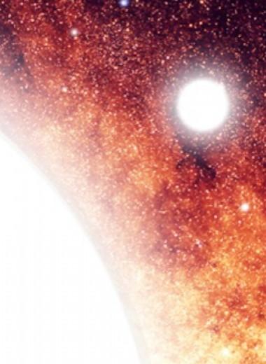 Астрономы нашли самый близкий экстремально легкий белый карлик