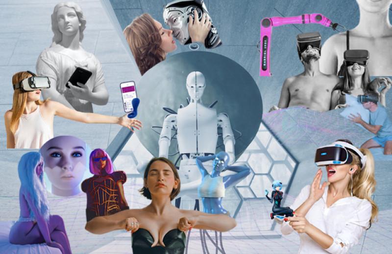 Любовь, секс, роботы. Технологии сексуального удовольствия