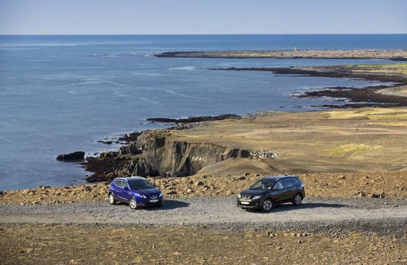 Там любые дороги дороги: просторы Исландии сквозь стекла Nissan