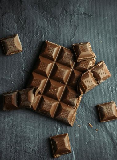 6 причин полюбить горький шоколад