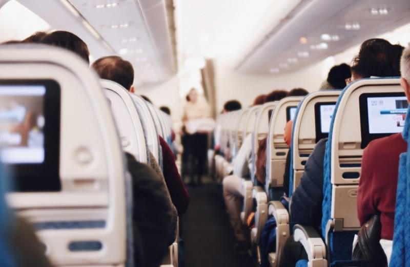 Рождение, венчание, ложная тревога и еще 4 невероятных случая в самолете