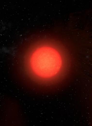 Астрономы построили самую детальную карту атмосферы Антареса