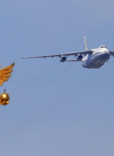 В последний рейс. После смерти конструктора Ан-124 придется изобрести заново