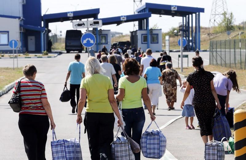 Пенсионные границы Донбасса