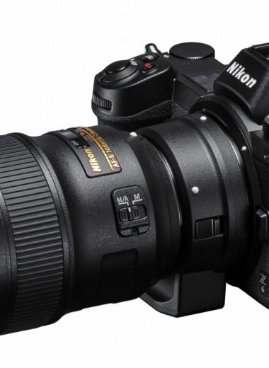 Тест и обзор Nikon Z 6: профи камера по доступной цене