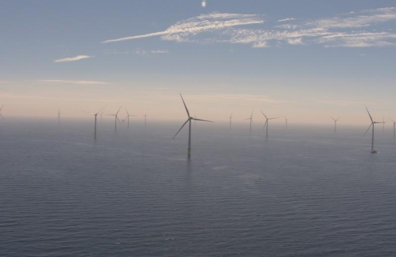 Крупнейшая ветряная электростанция мира открылась в Великобритании